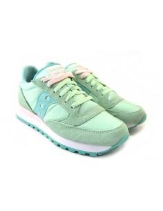 Saucony Sneakers da Donna Jazz Original 1044 verde menta
