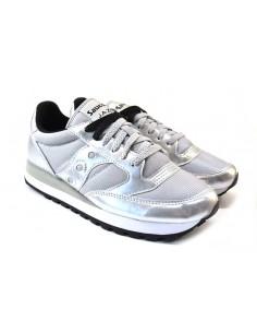 Saucony Sneakers da Donna Jazz Original 1044 argento