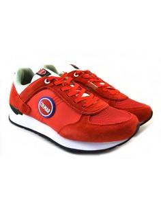 Colmar Sneakers da Uomo TRAVIS BOLD rosso