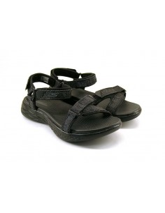 Skechers Sandali da Donna Radiant 15315 nero