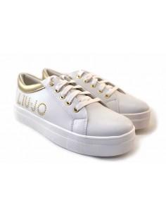 LiuJo Sneakers da 4A1705 bianco oro