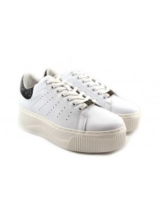 Cult Sneakers da Donna 104400 bianco