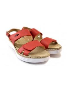 Stiledivita Sandali da Donna 8242 rosso