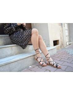 Millami Sandali da Donna S667 nero