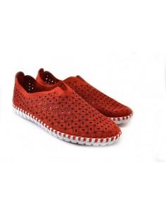Grunland Scarpe da Donna MAGI 4913 rosso