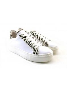 Meliné UG 239-SML bianco zebrato
