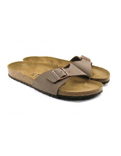Birkenstock Madrid 0040093 marrone