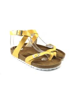 Birkenstock Yara 1008844 giallo