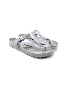 Birkenstock Eva Gizeh 1003496 argento