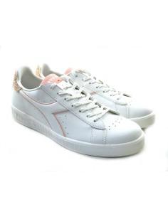 Diadora 175063 bianco rosa